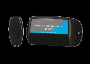 Modulo RGB com Controle Touch LuxPool
